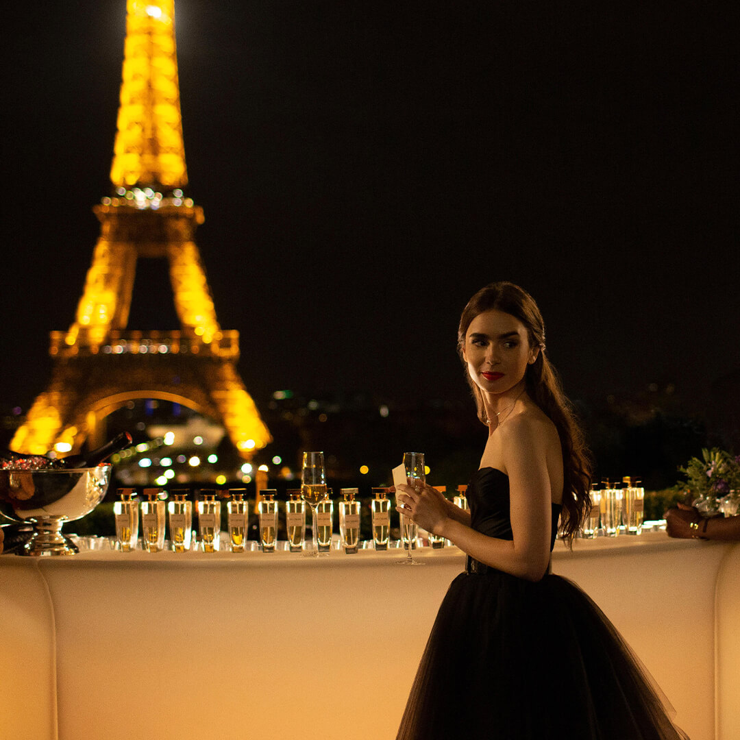 'EMILY IN PARIS' STYLE INSPIRATION